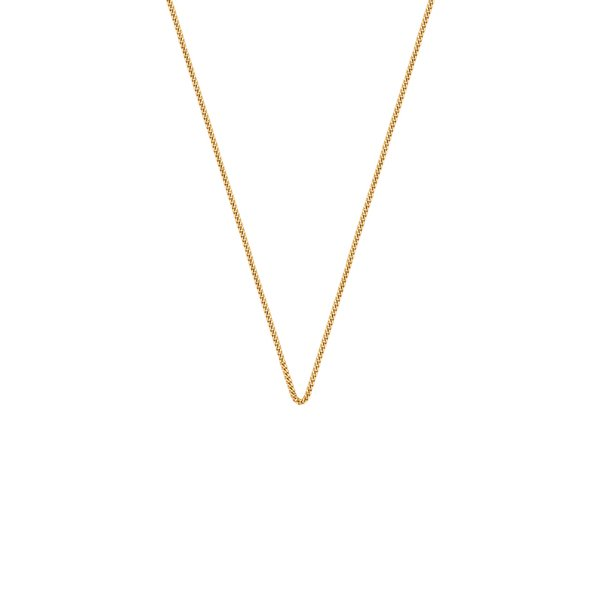 Corrente - Grumet banhado a Ouro 18k | 3x1 Chain gold plated
