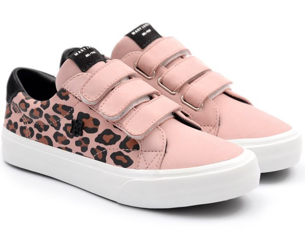 TENIS STICKER ANIMAL FEMININO