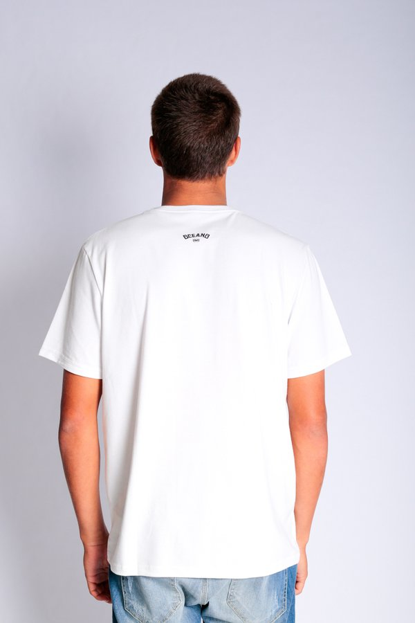 CAMISETA OCEANO LOGO PALM RECICLE