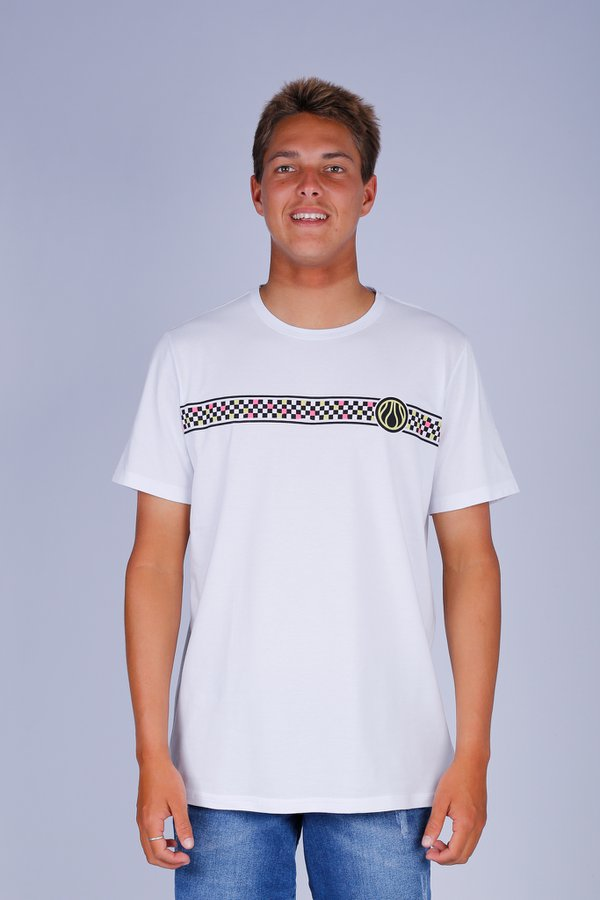 CAMISETA OCEANO LONGARINA COTTON 40