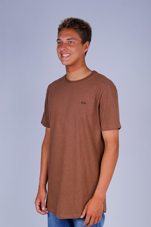 CAMISETA OCEANO BORD LONG MESCLA COLOR