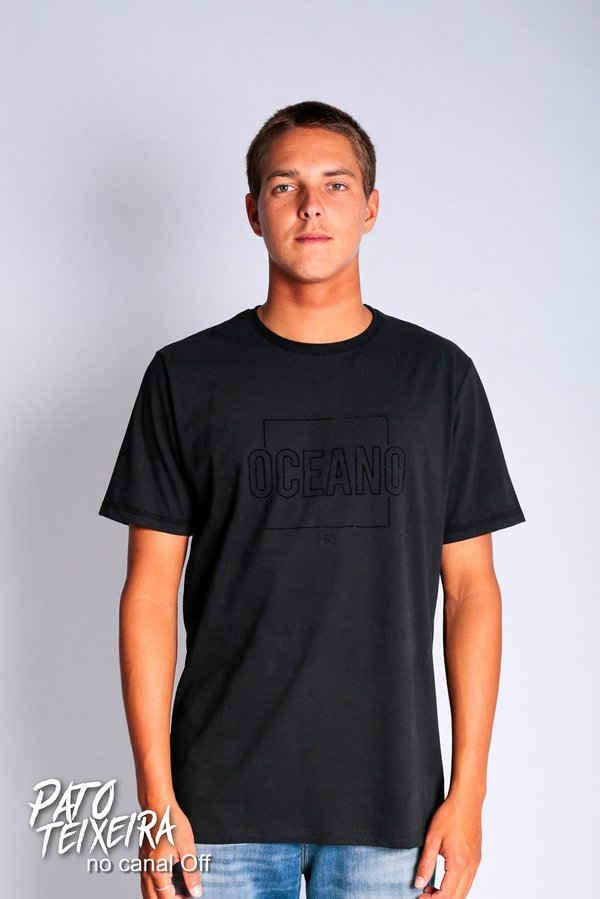 CAMISETA OCEANO CLEAN CONFORTO PREMIUM AROMA HERBAL