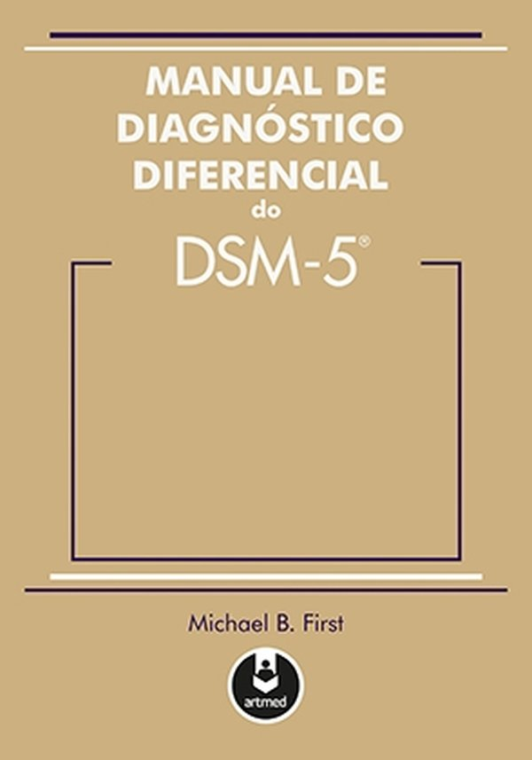 Foto do produto Manual de Diagnóstico Diferencial do DSM-5