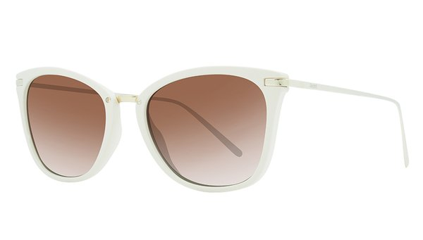 LUIZA NUDE / POLARIZED GRADIENT BROWN