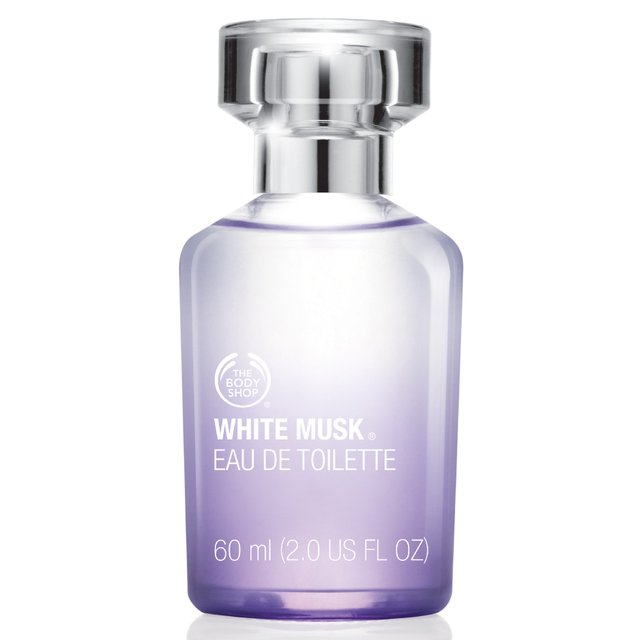 WHITE MUSK EAU DE TOILETTE 60ML