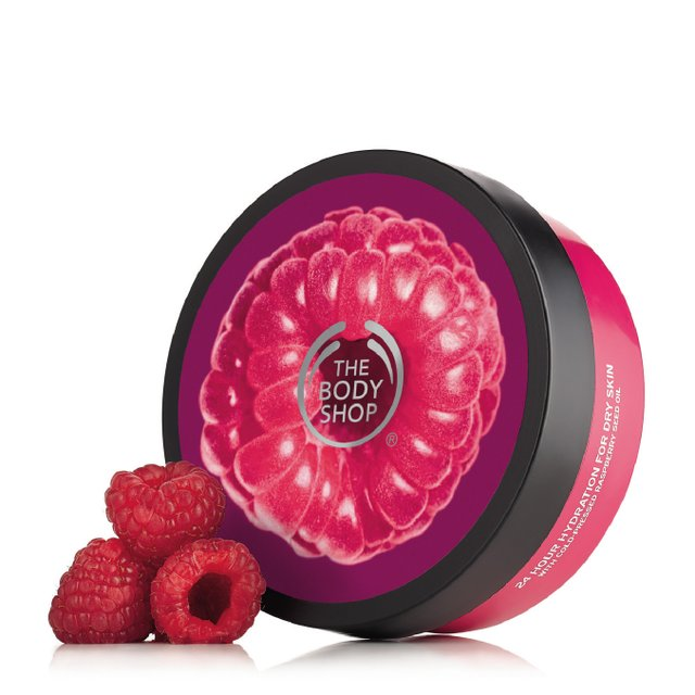 BODY BUTTER FRAMBOESA