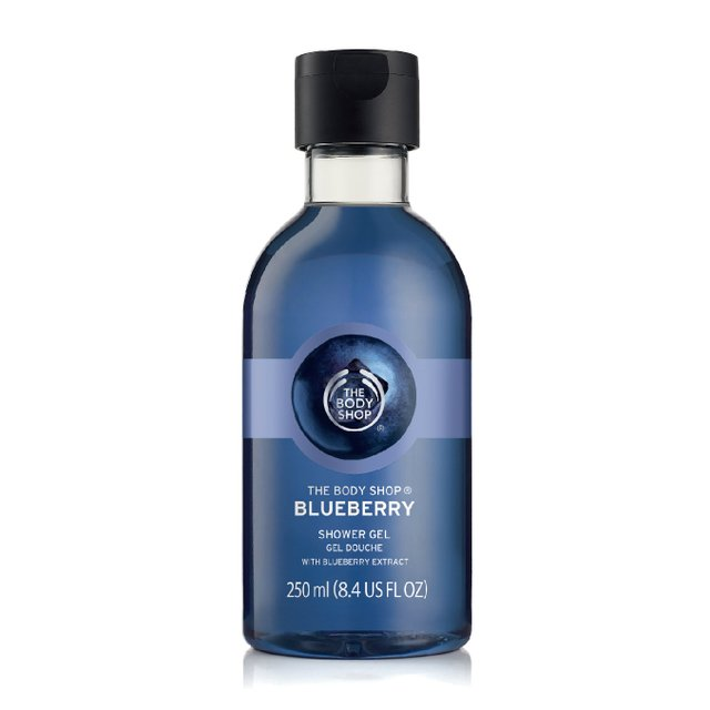 SHOWER GEL BLUEBERRY