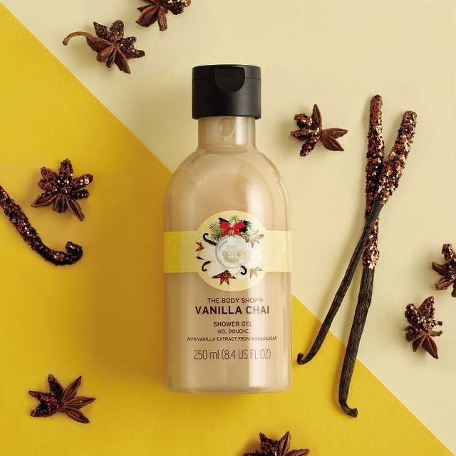Shower Gel Vanilla Chai