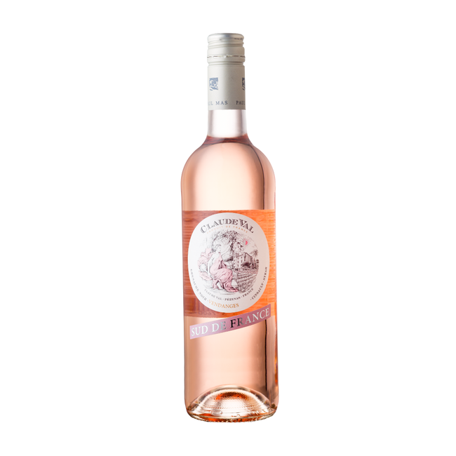 Paul Mas Claude Val Rosé 2018 (750ml)
