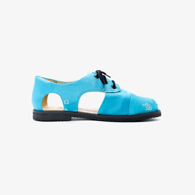 Lamar Cutout Oxford