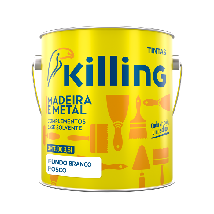 KILLING BELLACASA BASE MADEIRA 3.6LT