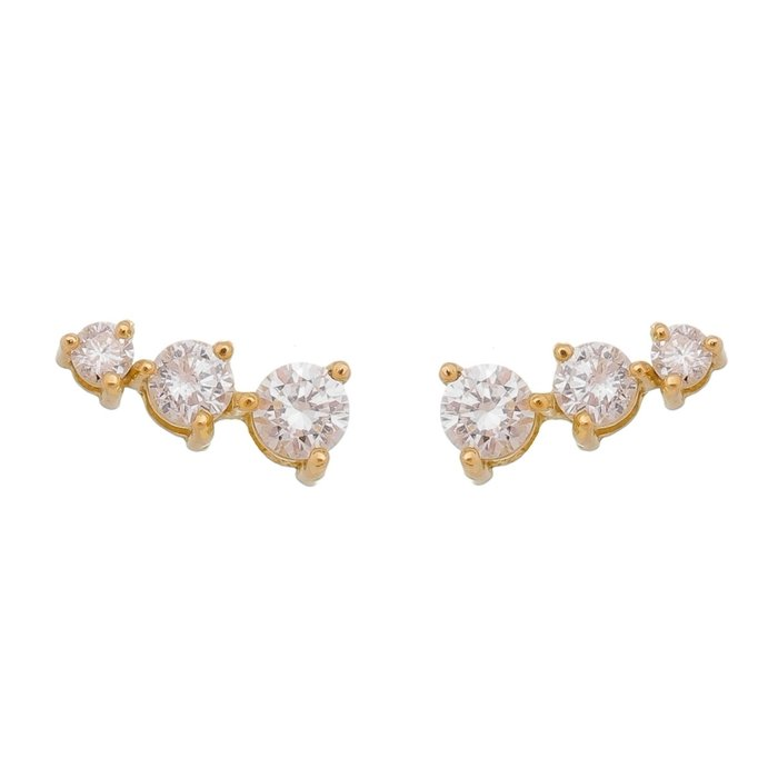Ear Cuff Diamantes 6