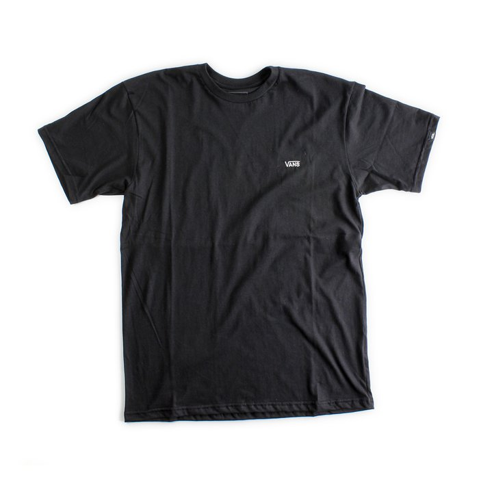 CAMISETA VANS CORE BASICS TEE SS BLACK