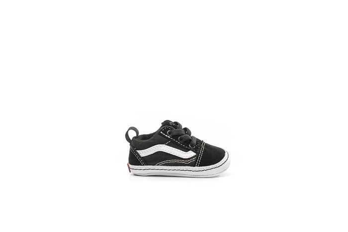 TÊNIS VANS OLD SKOOL CRIB BLACK/WHITE