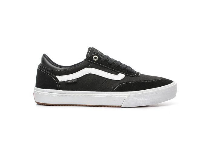 TÊNIS VANS GILBERT CROCKETT 2 BLACK TRUE WHITE