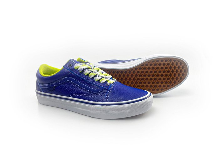TÊNIS VANS OLD SKOOL PRO LTD (QUARTERSNACKS) ROYAL
