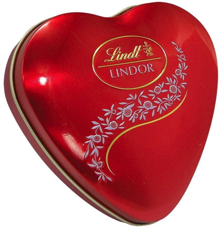 Bombom Lindt Coração - Floricultura Ideal df89d633134