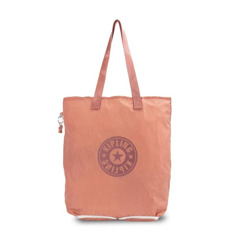 Bolsa Kipling Hip Hurray Neon Peach