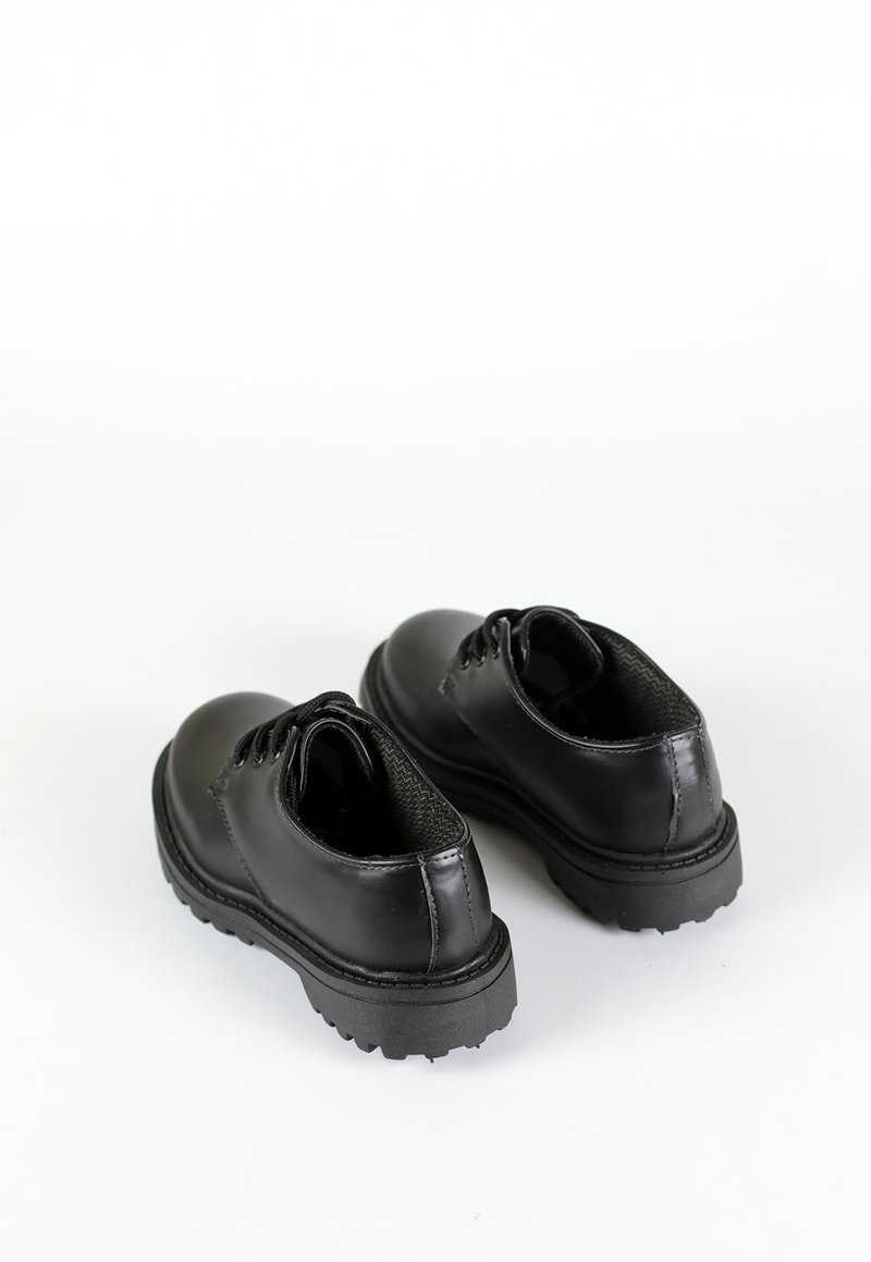 Drover Low Infantil - Black (vegan)