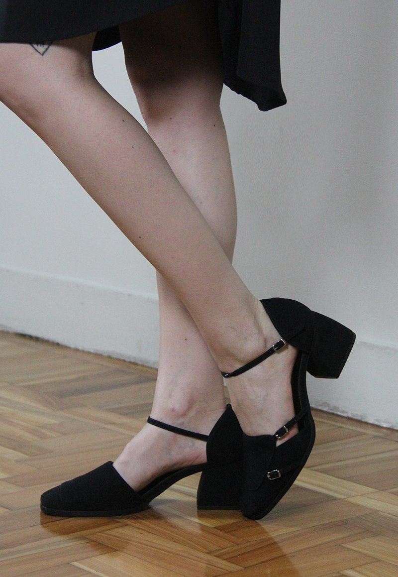 Brigitte shoes - Preto (vegan)