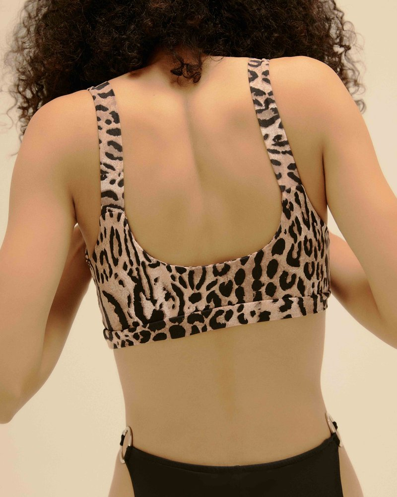 Top Fiona Leopardo New