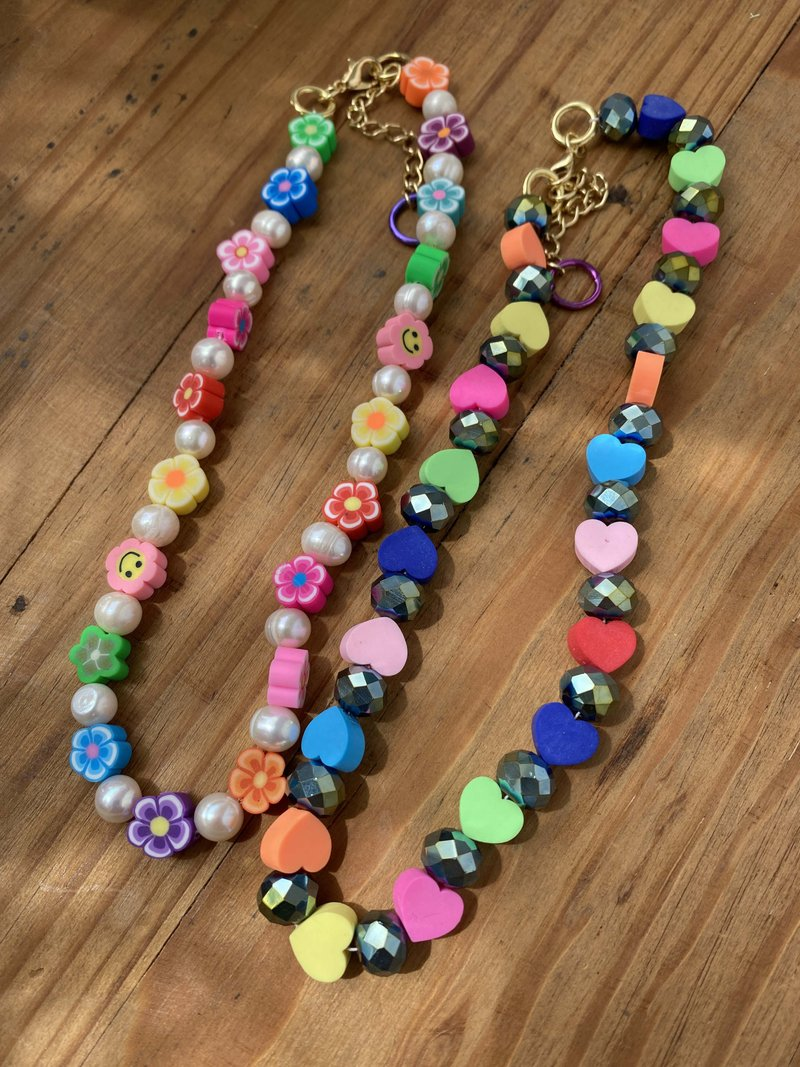 Choker Colorful Shine