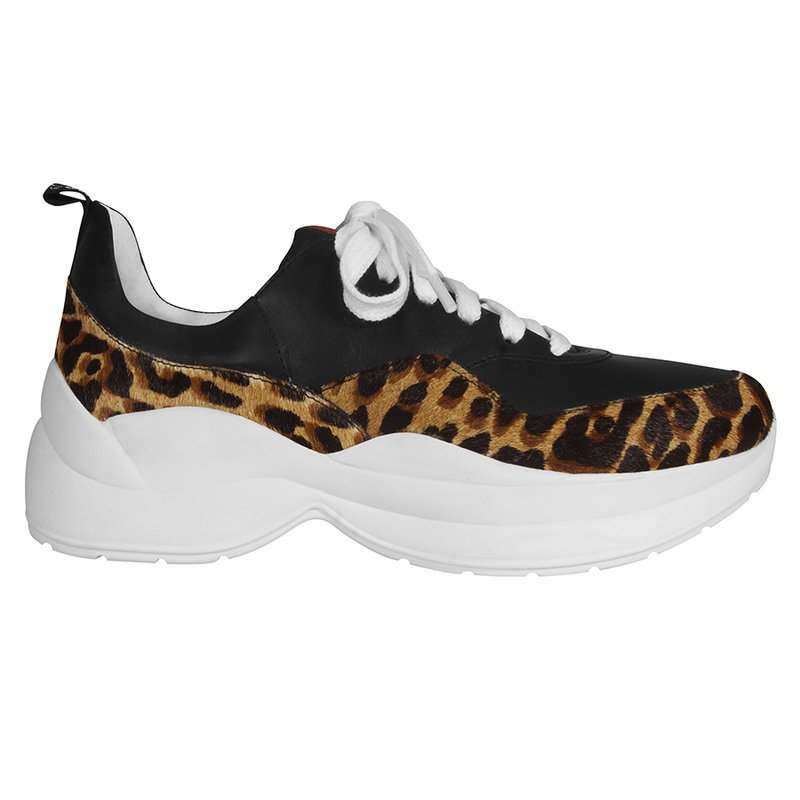 Sneaker Future Animal Print
