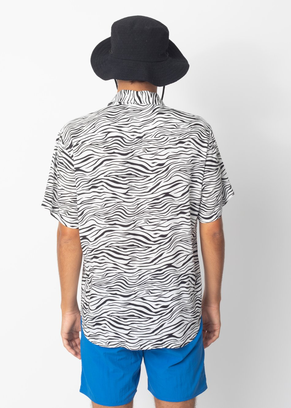 CAMISA STITCH WEAR ZEBRA