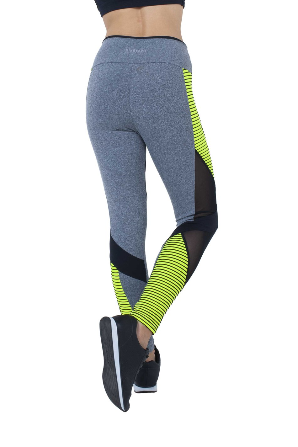 Legging Energy Grey and Green