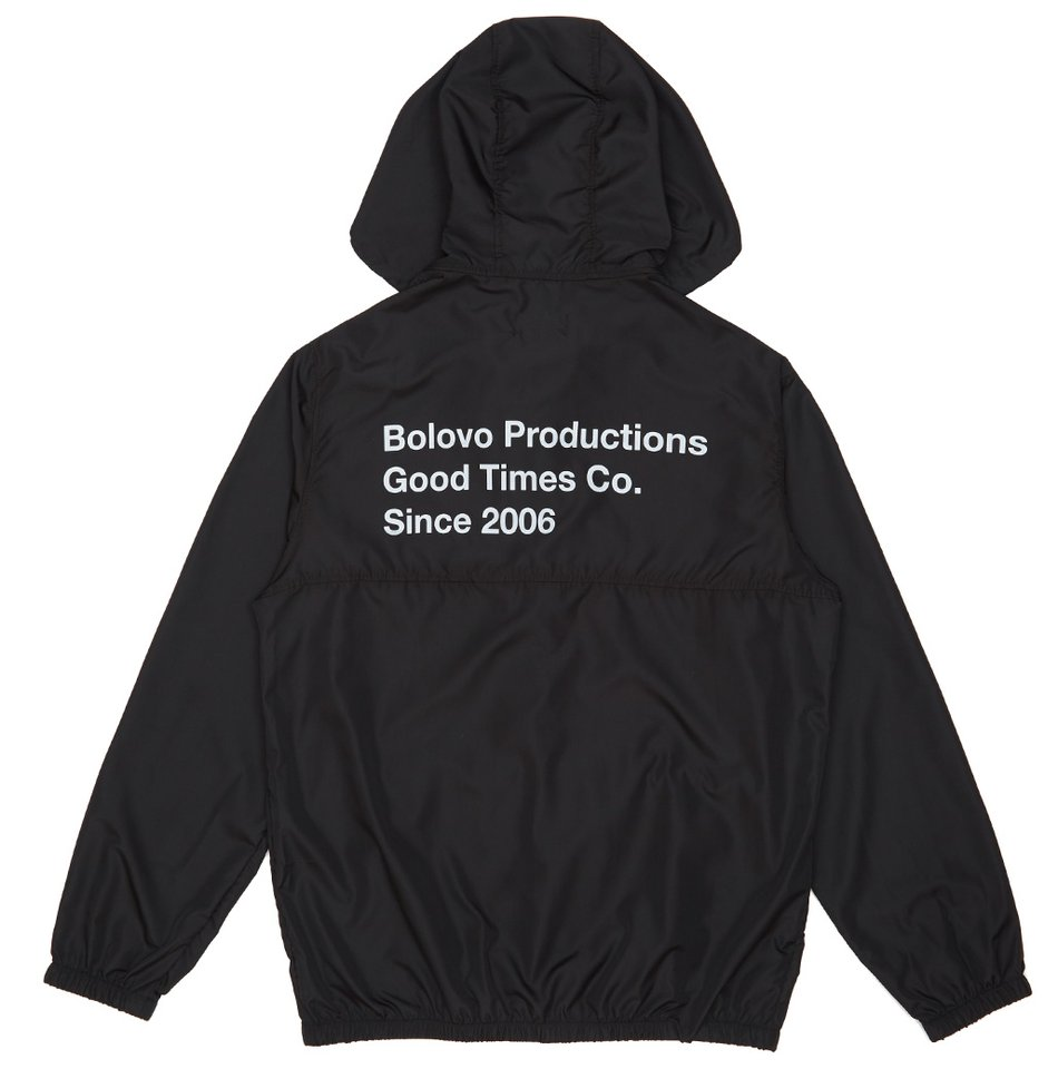 Since 2006 Windbreaker