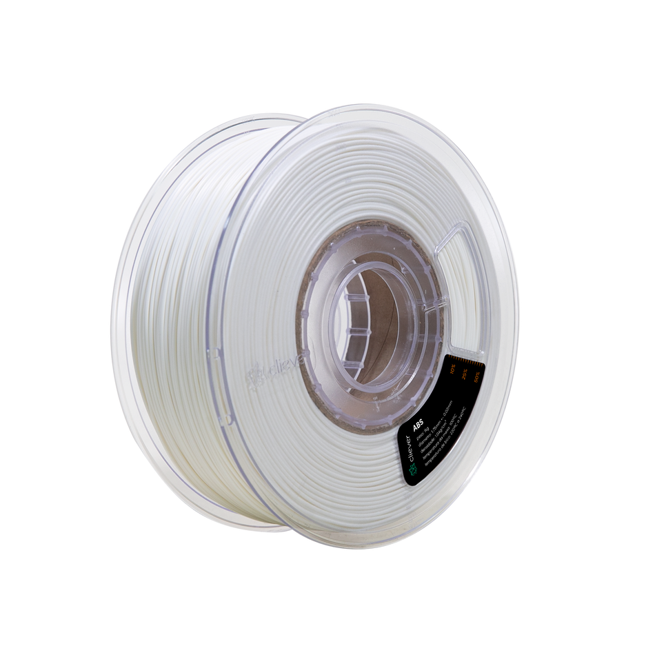ABS BRANCO | 1,75mm | 1 Kg | CLIEVER