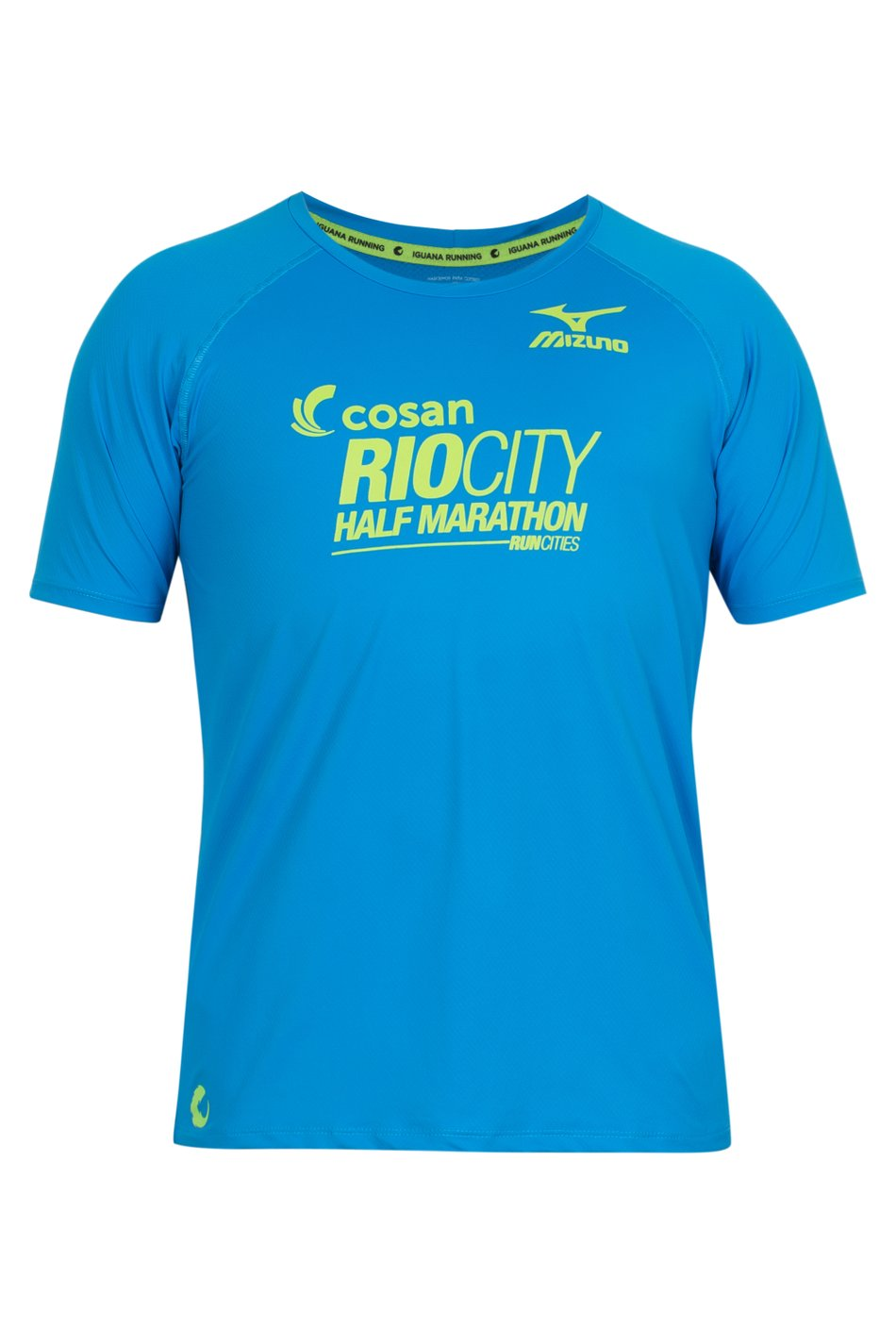 Camiseta Atleta Rio City 2019 Mc Masc
