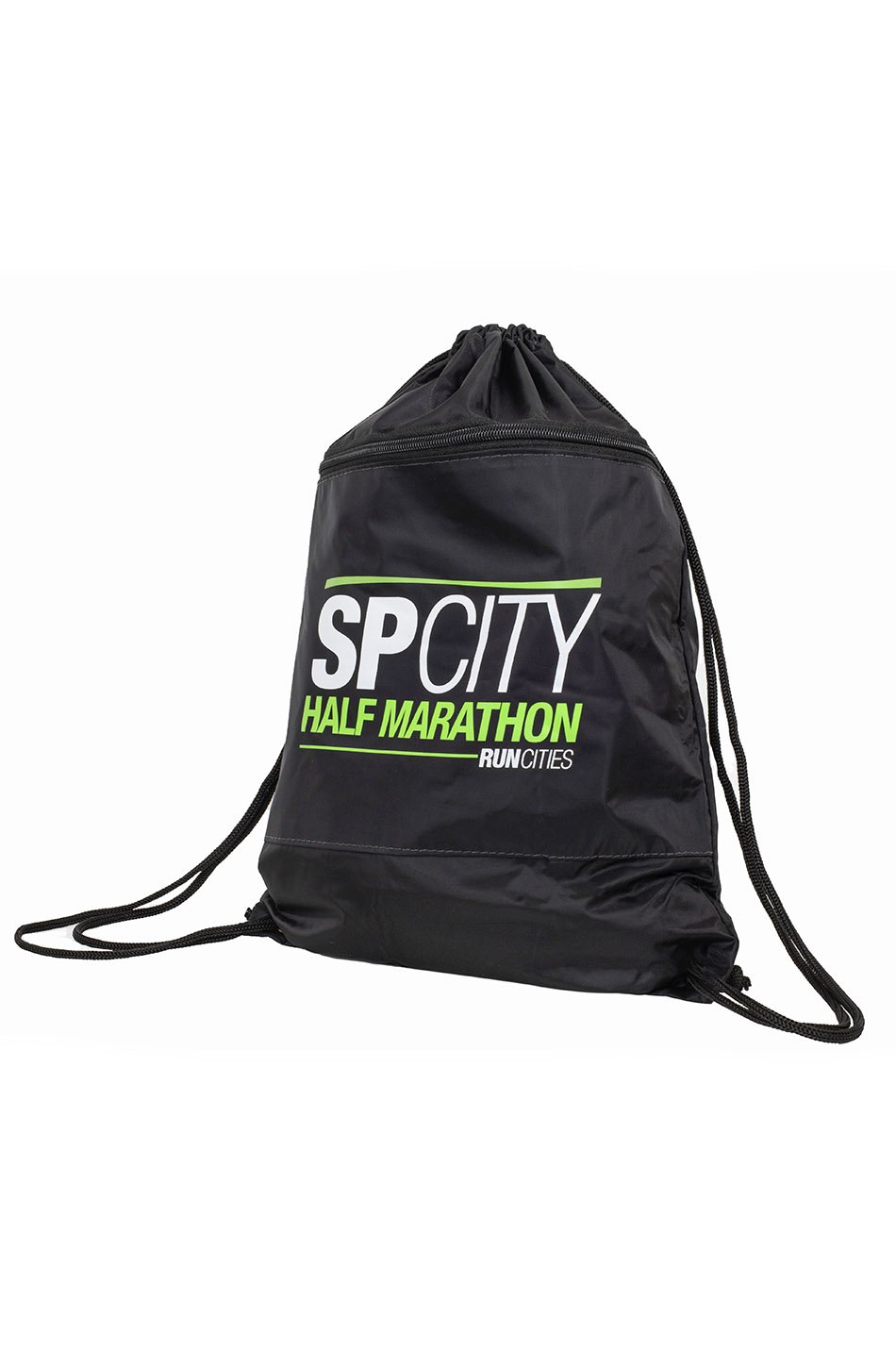 Gym Sack SP City Half Marathon Preta