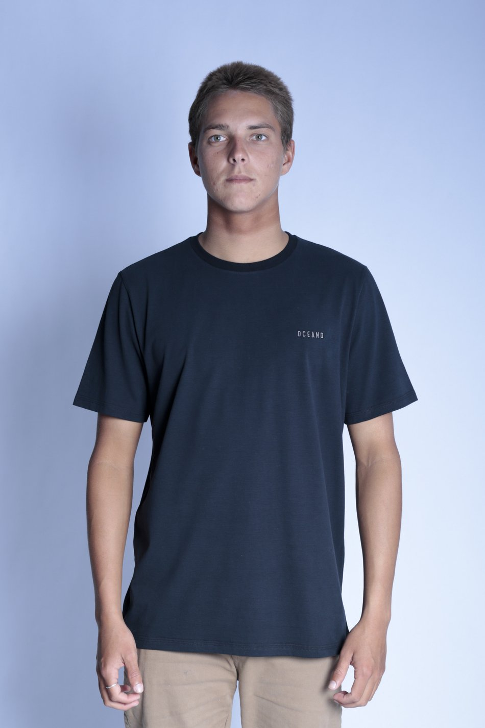 CAMISETA BORDADO OCEANO CONFORTO PREMIUM AROMA HERBAL