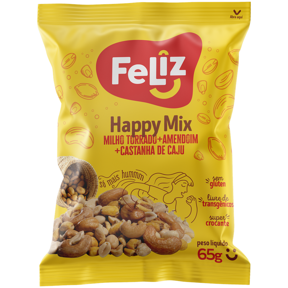 Happy Mix Feliz 65g