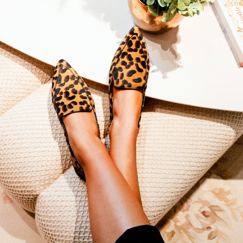 Loafer Pietra Animal Print