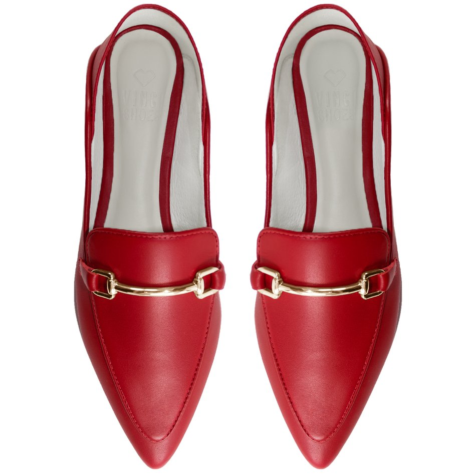 Loafer Pietra Clássico Red
