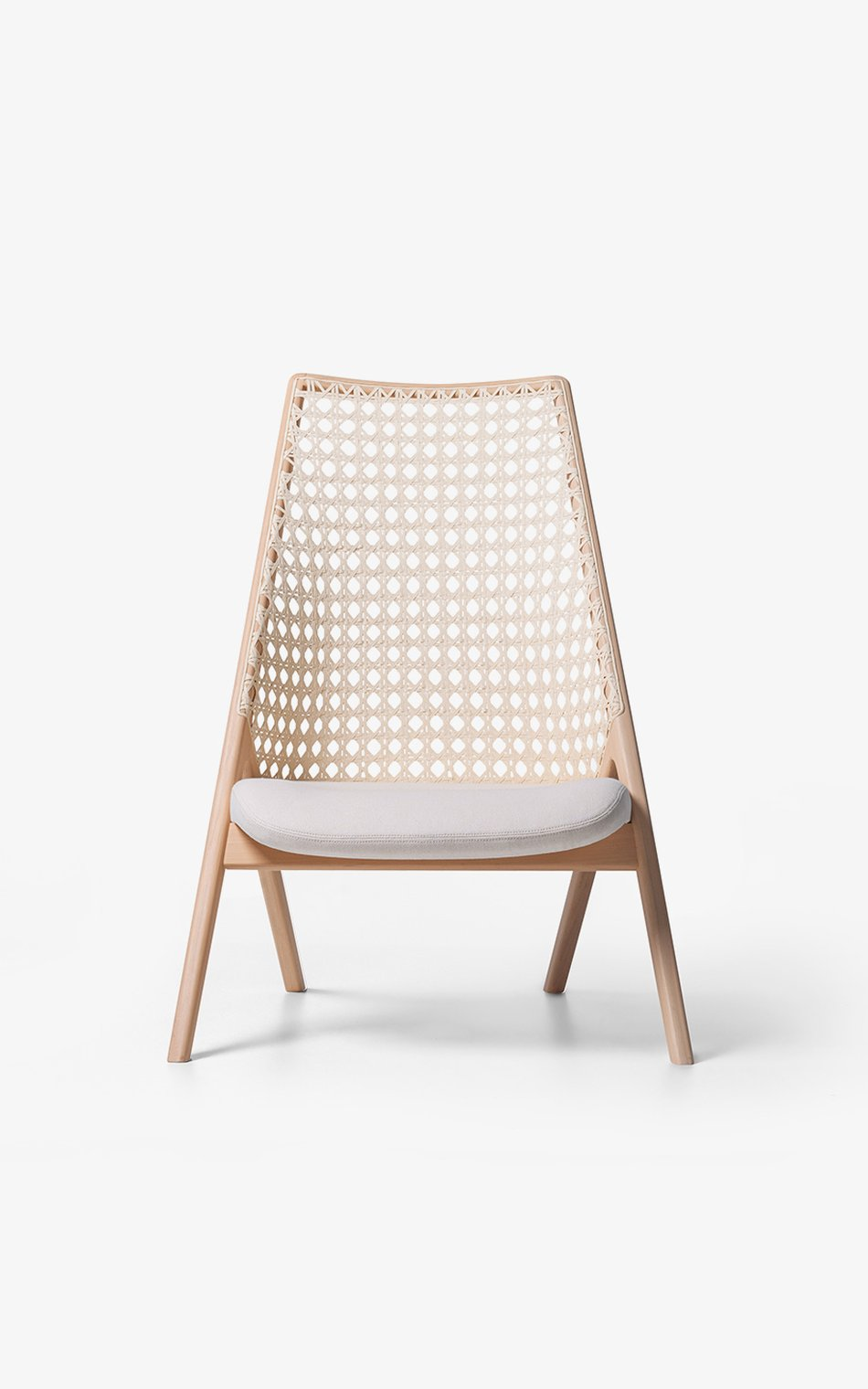 POLTRONA TELA | TELA LOUNGE CHAIR