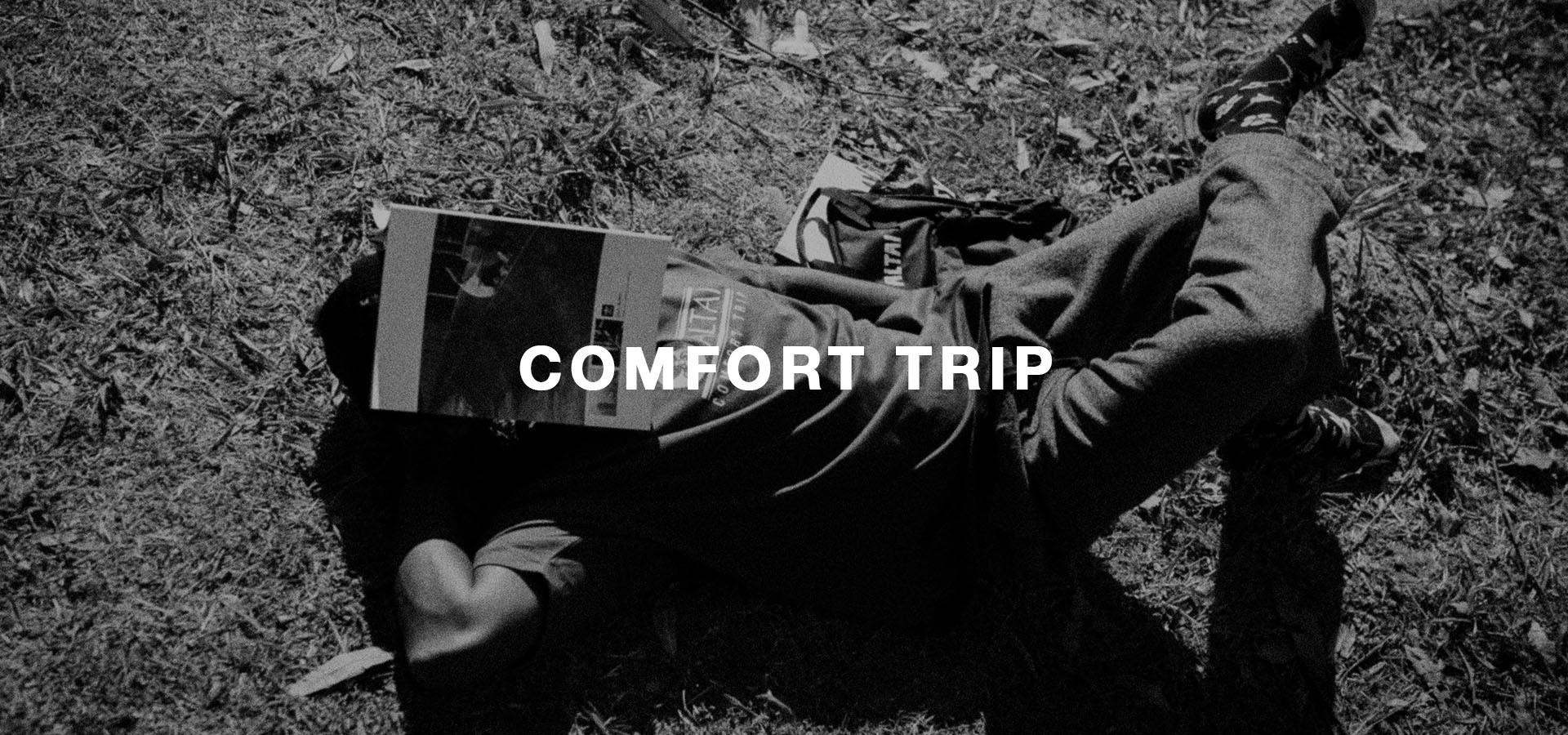 [Campanha] Fullbanner - Comfort Trip