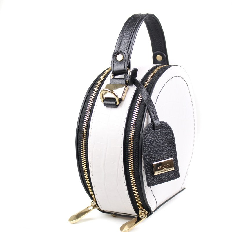BOLSA CRISTOFOLI CROSS BODY OFF WHITE