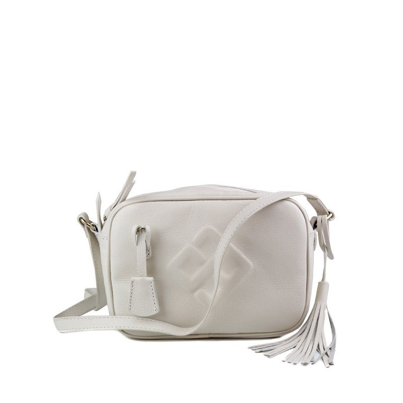 Foto do produto BOLSA CRISTOFOLI CROSS BODY OFF-WHITE