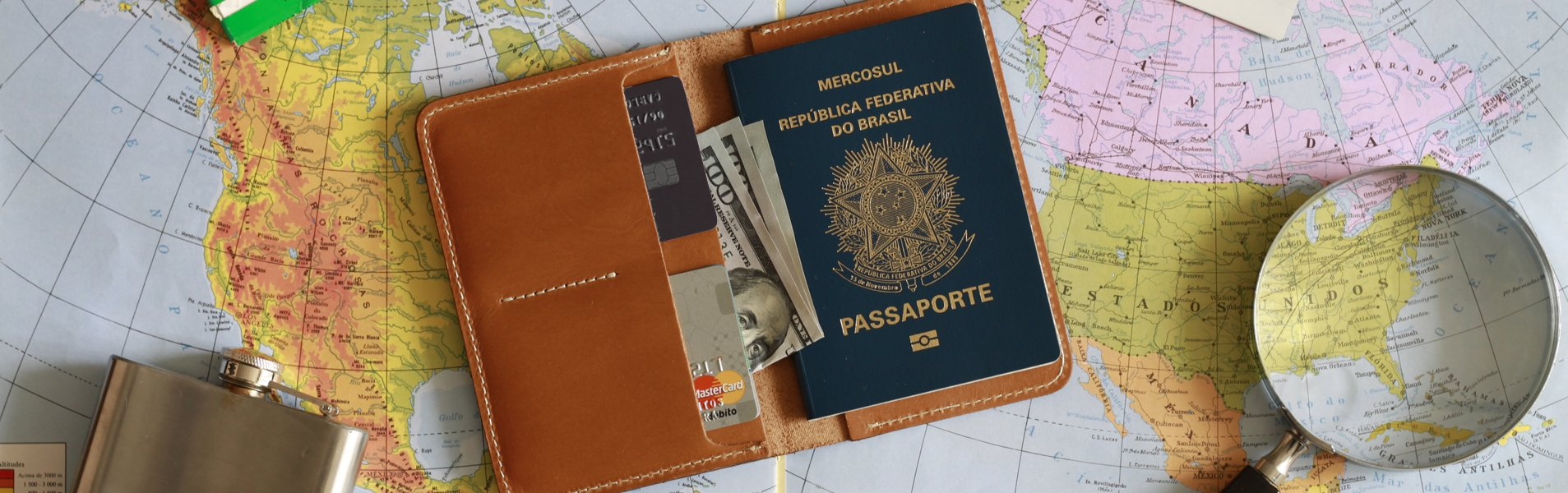 PORTA PASSAPORTE | PASSPORT COVER