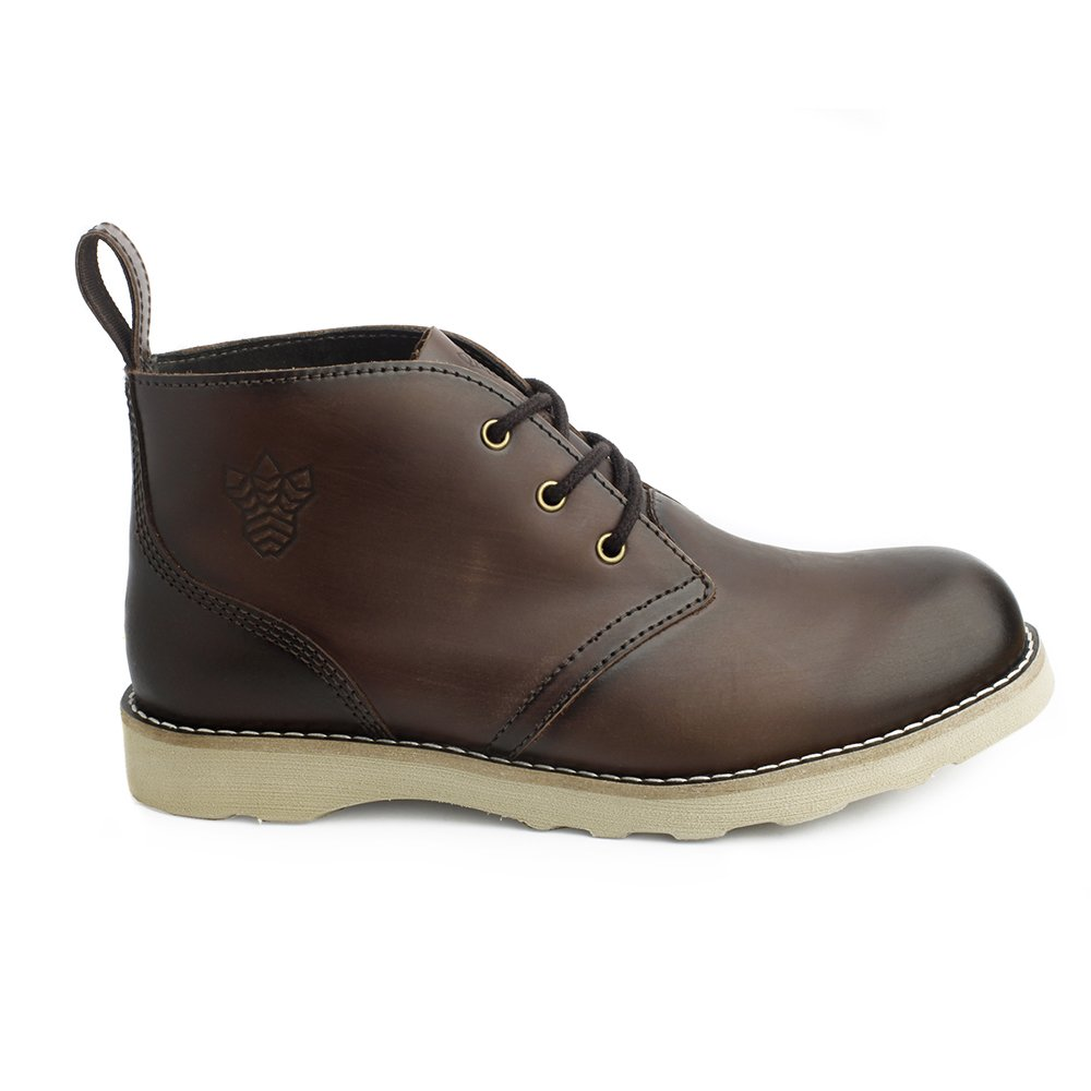 Bota Buick BLACK BOOTS - PULL UP Cafe