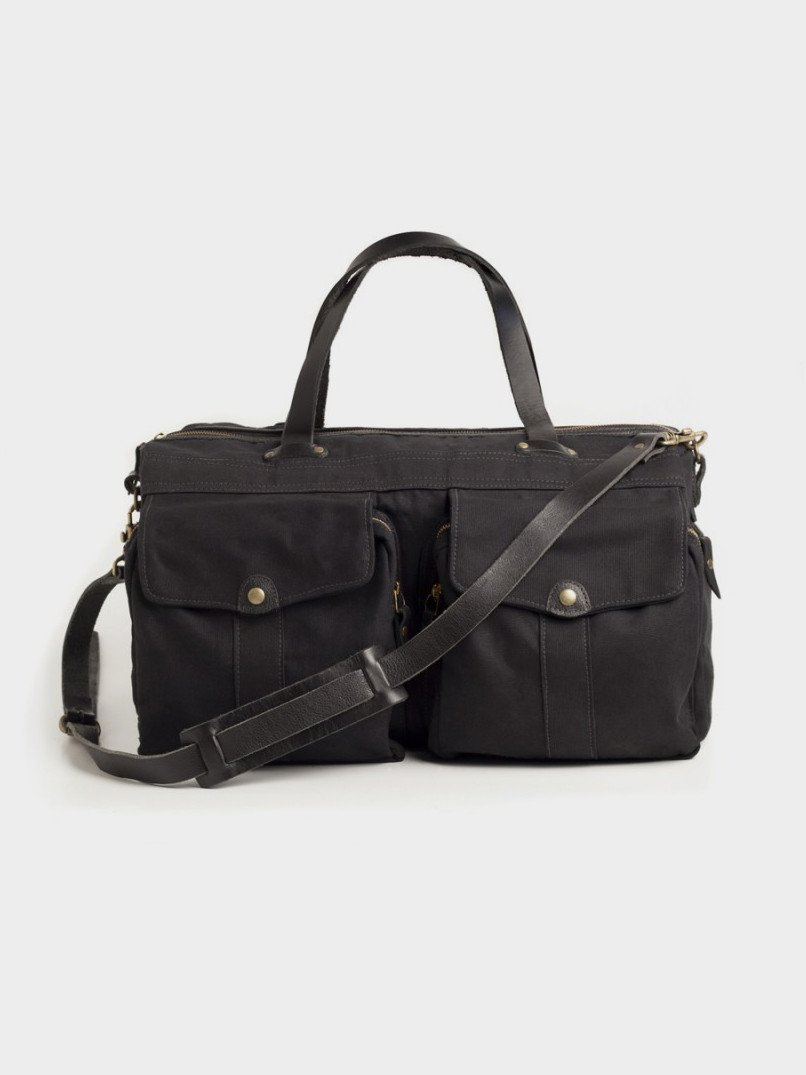 Foto do Mala Cutterman Co Journey Duffle Bag Black