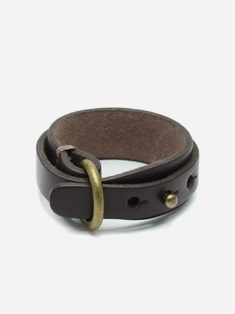 Foto do Bracelete Cutterman Co Over Strap Coffee