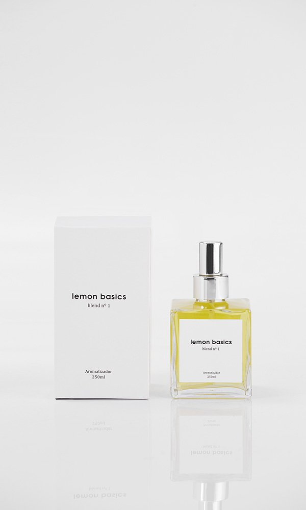 Blend Nº 1 Lemon Basics - Spray