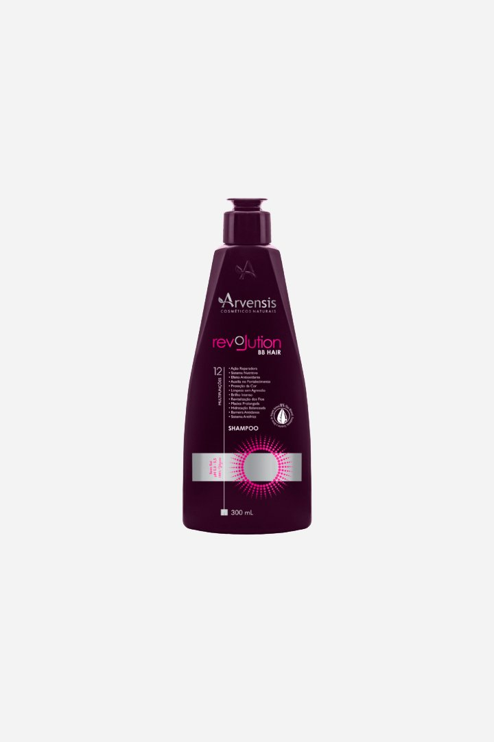 Shampoo Revolution BB Hair