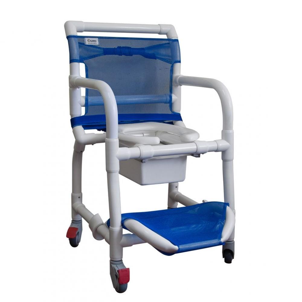 Cadeira De Banho Higi Nica Em Pvc Com Bra Os Escamote Veis Carci  -> Imagens De Uma Cadeira