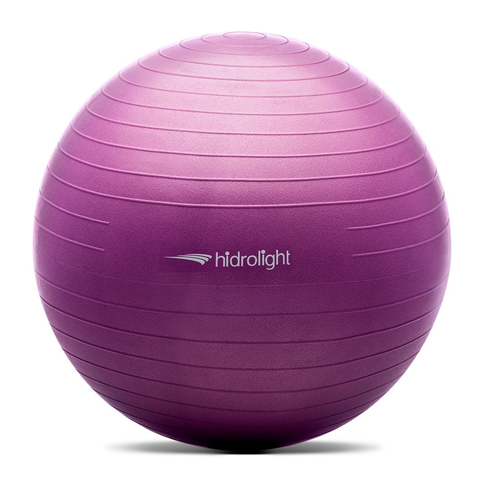 Bola Suíça 45cm para Ginástica Pilates e Fisioterapia Hidrolight ... 664d14eca6c16