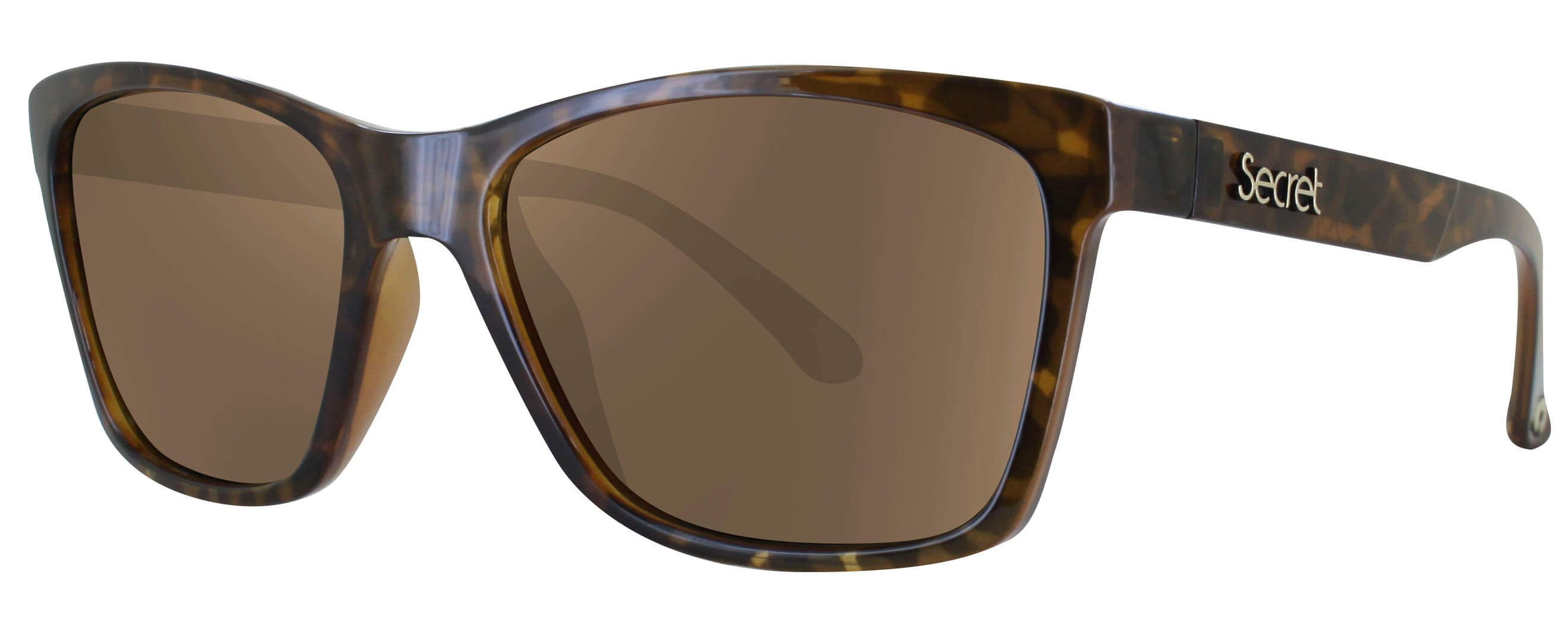 ÓC SECRET SOPHIA HAVANA TURTLE / POLARIZED BROWN